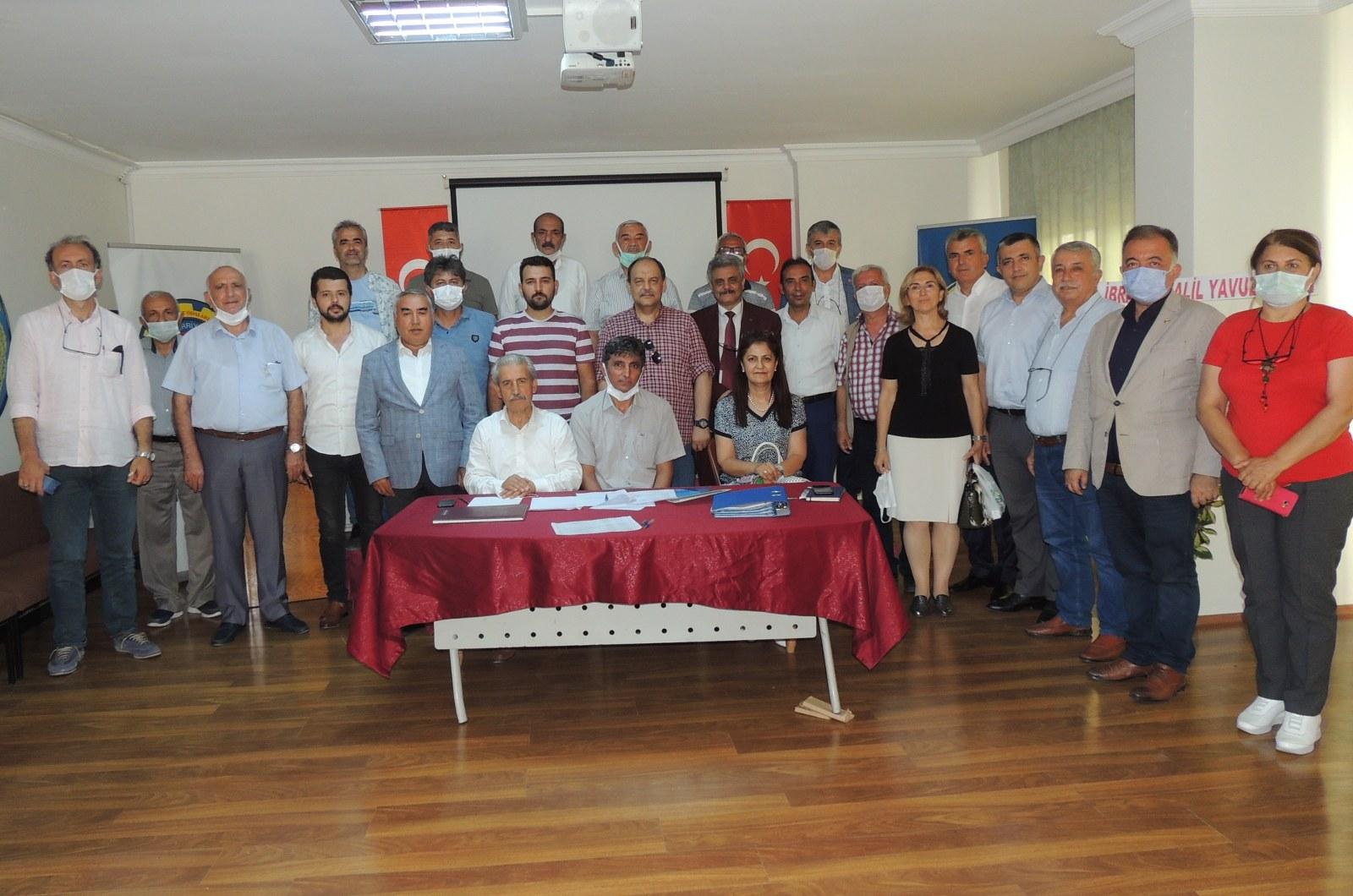 OSEV 6. Dönem Başkanı Ahmet Özener